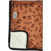changing mat in brown