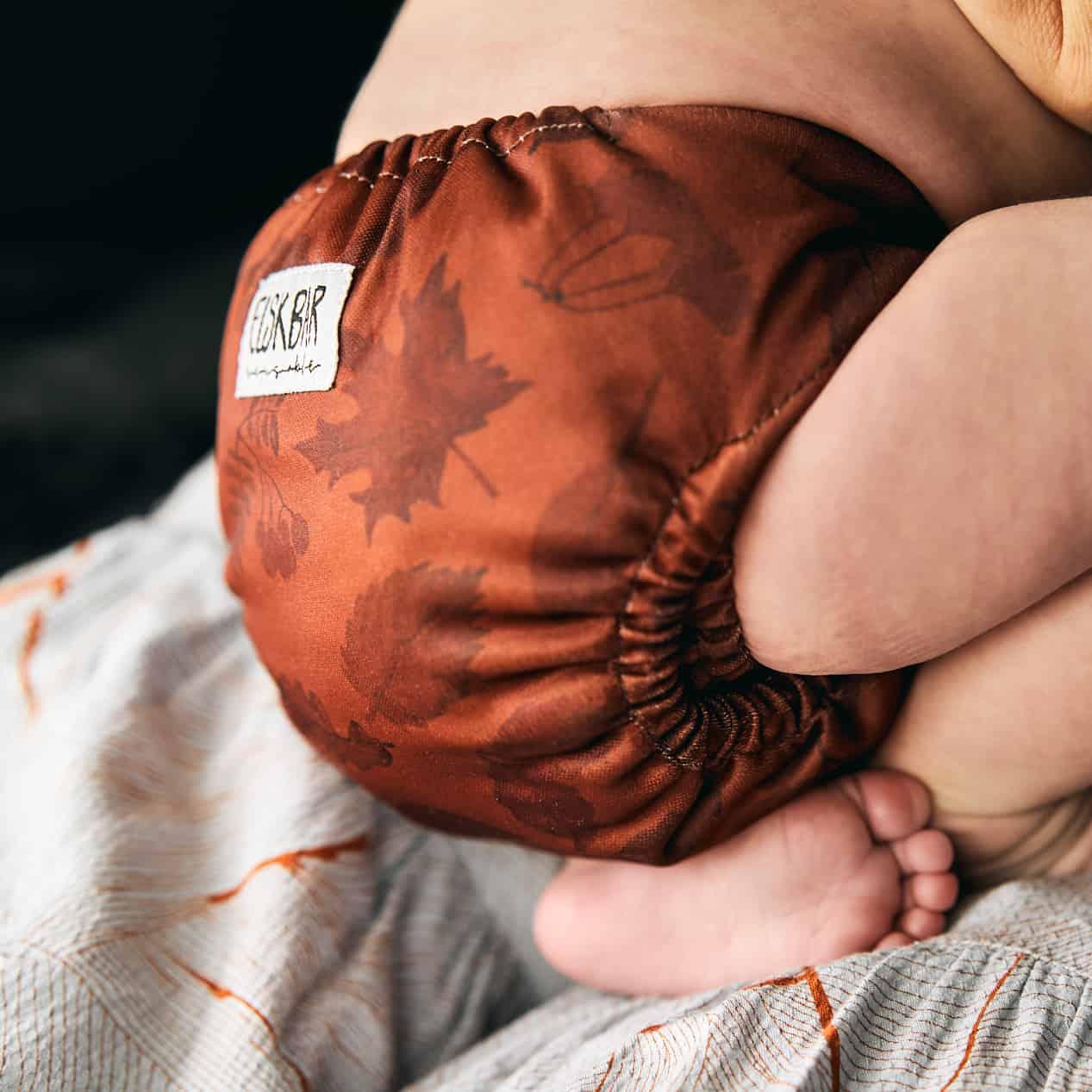 Nyfødt moderne stofbleer