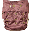 Natural Snap-In Lotus cloth Diaper