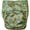 Natural Snap-In Twigs cloth Diaper