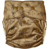 Natural Snap-In Wildflowers cloth Diaper